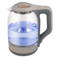 Quality Fast Boling Electric Clear Glass Electric Kettle Electric Tea Kettle wholesale