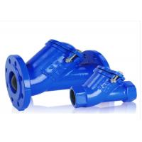 China Flanged Float Cast Iron Ball Check Valve Customized Color And Sizes on sale