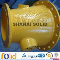 Quality ductile iron pipe fitting eccentric reducer wholesale