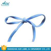 Quality 15mm - 16mm Elastic Band Knit Polyester Binding Tape For Home Textile wholesale