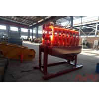 China High quality well drilling solids control APCN desilter at Aipu solids on sale
