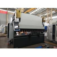 China Metal Frame Cnc Sheet Metal Press Brake Machine 300 Ton 6000mm / 4000mm on sale