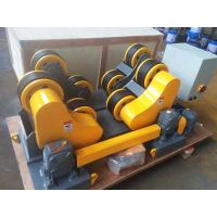 Buy cheap 5T Self Aligning Pipe Welding Rotator / Butt Welding Machine,Tank Turning Rolls from wholesalers