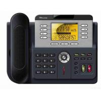 China Enterprise Hd Ip Phone Ts330 With 3 Sip Account, Poe on sale