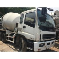Cheap Used Concrete Mixer for sale, Used ISUZU Diesel Concrete Mixer Truck for sale,Used Isuzu CXZ Concrete Mixer for sale