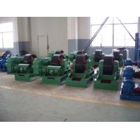 Quality 200T Conventional Pipe Welding Rollers Heavy Duty Tank Turning Rolls Danfoss VFD wholesale
