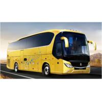 Quality 51 Seat Used Luxury Bus 10m3 Luggage Space Safe With 2 Emergency Exit wholesale