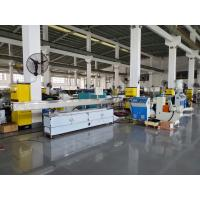 Quality PU Air Tube Hose Making Production Line ,TPU Pipe Extrusion Machinery wholesale