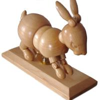 Quality PROMOTION!! THERE ARE SOME ARTIST WOODEN PIGS/RABBITS/GRAGONS/LIZARDS FOR SALE PROMOTION! wholesale