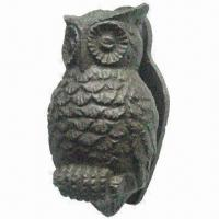 Quality Handmade Door Knocker, Made of Cast Iron, OEM Designs are Welcome wholesale