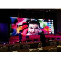 Quality 1R1G1B SMD2020 Stage LED Screen 2.5mm Pixel Pitch Classical Design Seamless Connection wholesale