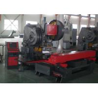 Quality High speed hydraulic CNC plate punching machine / equipment with LCD computer control wholesale