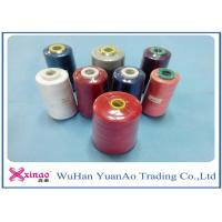 Quality Various Colorful Dyed 100% Spun Polyester Sewing Thread for Sewing wholesale