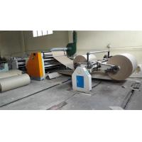 Quality 2 Ply 3 Ply Corrugated Box Making Machine / Corrugated Paperboard Production Line wholesale