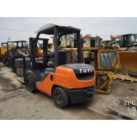 China Used Toyota 3 Ton Forklift For Sale on sale