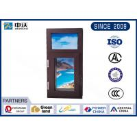 Quality Light Transmission Fire Resistant Windows Strong Temperature Resistant wholesale