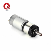 China JQM-36RP 555 36mm Customized 12V24V 1000rpm Brush DC Planetary gear box reducer motor for Electric bicycle on sale