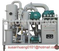 Quality 2 stage vacuum Transformer oil purifier/ oil purification/ oil filtration wholesale