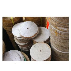 Cheap 10 inches base sisal buff Wheels buffing wheels polishing wheels for sale