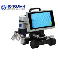 Quality Gravure Cylinder Dot Cell Checker Gravure Microscope Dot Check Tester Engraving Quality Inspection wholesale