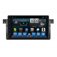 Quality Car Radio Double Din BMW Central Multimidia GPS BMW E46 1998-2005 Android 7.1 wholesale