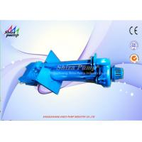 Quality 65QV-SP Vertical Submerged Pump Abrasion Resistant Metal / Lined With Rubber wholesale