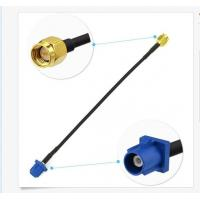 Quality Vehicle Antenna Extension Pigtail SMA male to Fakra male Cable 1m China Shipping wholesale
