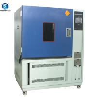 Quality ASTM G155-05A Non-Metallic Materials Xenon Lamp Accelerated Aging Test Chamber wholesale