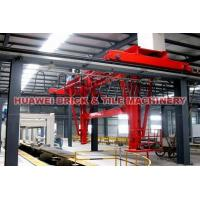China AAC ( Autoclaved aerated concrete) block making machine on sale