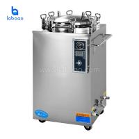 LED display automatic autoclave sterilizer madical instrument