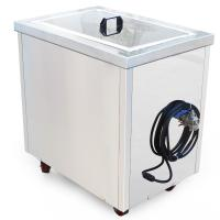 Quality 38L Automatic Laboratory Ultrasonic Cleaner For Removing Biological Fluids wholesale