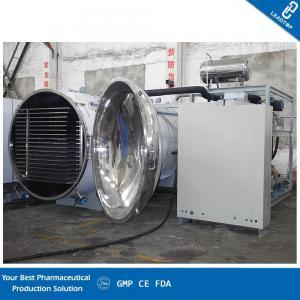 China Economical Design Vacuum Freeze Dryer , Vacuum Freeze Drying Equipment on sale