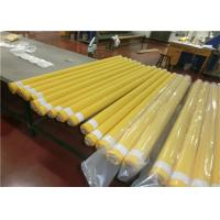Cheap Tension Stable Polyester Screen Printing Mesh Used For Sign Printing for sale