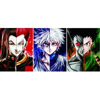 Quality Multiple Deep 3D Anime Poster / Flip Lenticular Anime Poster Printing wholesale
