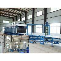 Quality Continuous Automatic Low Pressure Foam Machine with Siemens Motor and Inverter wholesale