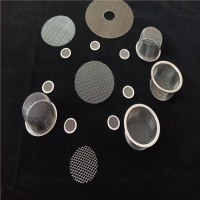 Quality Stainless Steel 40 50 60 Mesh Diameter 300mm for Recycling Pellitizer Mesh Filter Spare Parts wholesale