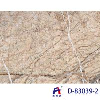 Quality Marble - Grain Adhesion Pvc Ceiling Film Environmental Protection Printing wholesale