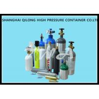 China 6L High Pressure Gas Cylinder Sizes 140mm Outside Diameter Hospital Oxygen Tank on sale