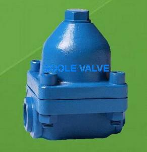 China Bimetallic steam trap on sale
