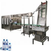 Quality Complete Mineral / Purified Bottling Packaged Drinking Water Plant / Production Line wholesale