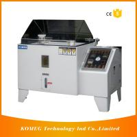 Quality Programmable / Button Type Salt Spray Corrosion Environmental Test Chamber wholesale