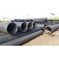Quality high quality best price PE/HDPE large diameter hollow wall winding pipe manufacturing machine wholesale