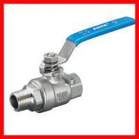 Buy cheap Full Welded Ss Ball Float Valve , Flanged Type Ball Float Vent Valve from wholesalers