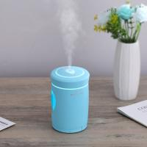 Quality Portable Ultrasonic Automotive Air Purifier Mini USB Cool Mist Humidifier wholesale