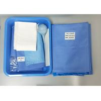 Quality Essential Basic Procedure Packs Medical Devices Plastic Instrument Tray Found wholesale