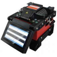 Quality Compact Fiber Optic Fusion Splicing Machine , Light Weight Ofc Splicing Machine wholesale