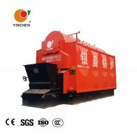 Quality Horizontal Fire Tube Boiler Chain Grate Stoker Travelling Grate Low Noise wholesale