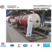 Quality bottom price 10tons mobile skid lpg gas station for filling gas cylinders for sale, 25CBM skid lpg gas refilling plant wholesale