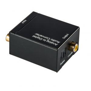China 78g 48KHz Analog To Digital Audio Video Converter on sale