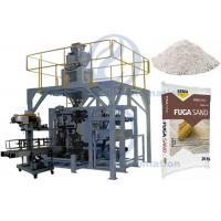 China Quartz Sand Big Bag Packing Machine For 25 KG PP Woven Or PE Bags on sale